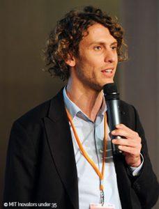 Thomas Samuel, fondateur et CEO de la startup Sunna Design