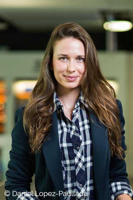 Alisée de Tonnac, CEO et co-fondatrice de Seedstars