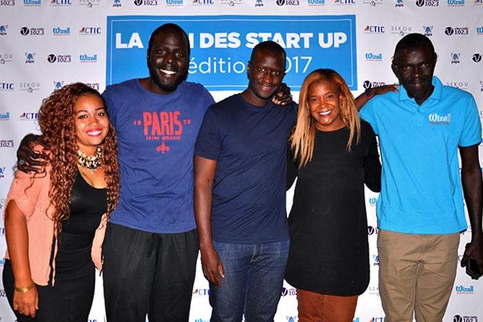 Les partenaires de la CAN des startups