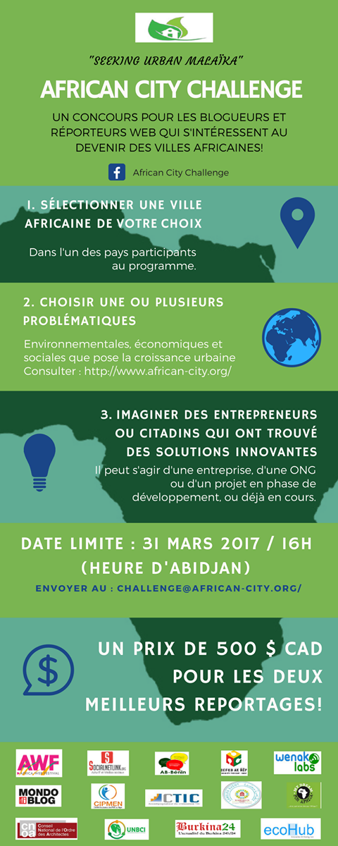 Concours African City Challenge