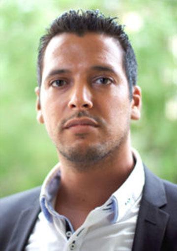 Eskandar Benaicha, chef de projet U-Report France pour l'UNICEF