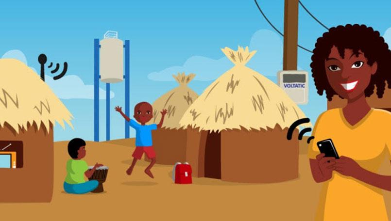 Voltatic propose de solutions d'énergies solaire au Burkina Faso