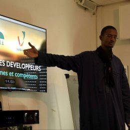 Abdoul Khadre Diallo, fondateur de Volkeno