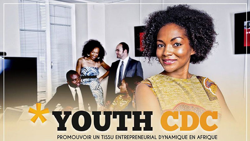 Affiche du Youth CDC Challenges