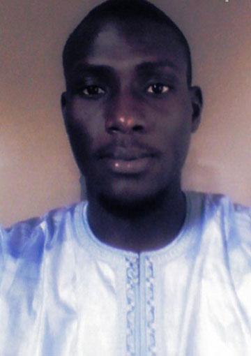 Babacar Ndione, porteur du projet ITMP Sénégal