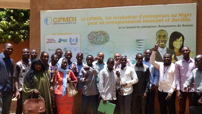 CIPMEN incubateur de startup au Niger