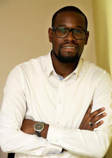 Ken Kakena, cofondateur de Wizall