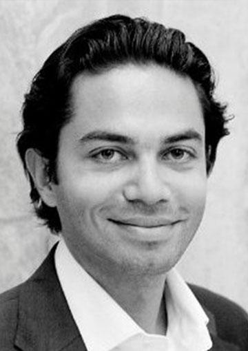 Nicolas Goldstein, fondateur du Mauritus Startup Incubator