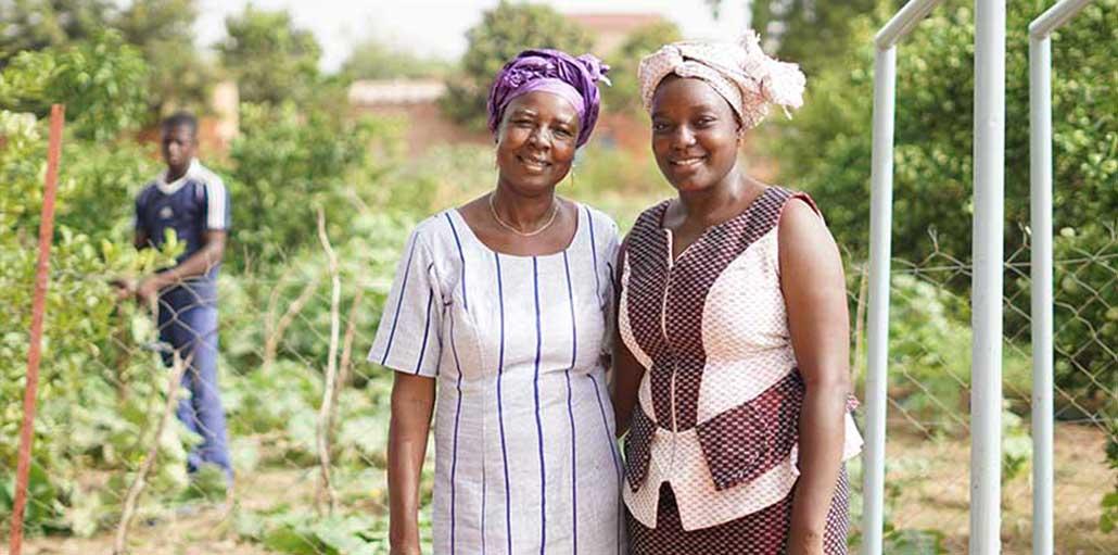 Rencontre femmes au burkina faso