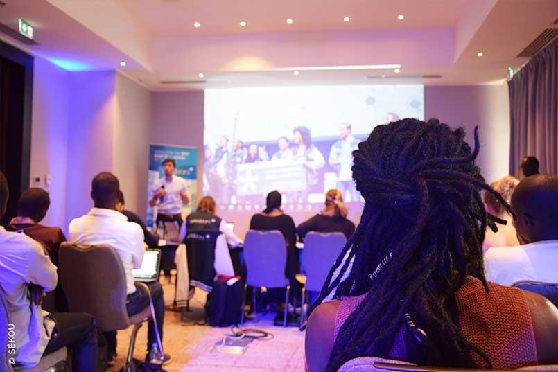 MaTontine lauréate de Seedstars Dakar 2017