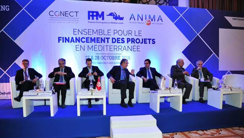 Thameur Hemdane, CEO d'Afrikwity, co-préside également le réseau FPM