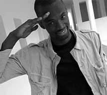 Cheikh Tidiane Djiba, fondateur de Barkelou et participant de SEKOU Pulse