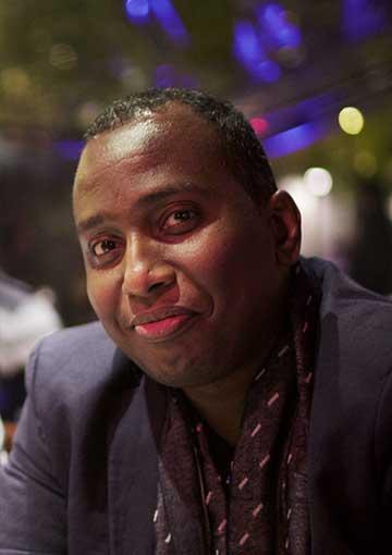 Samatar Abdi Osman a co-fondé le CTID à Djibouti