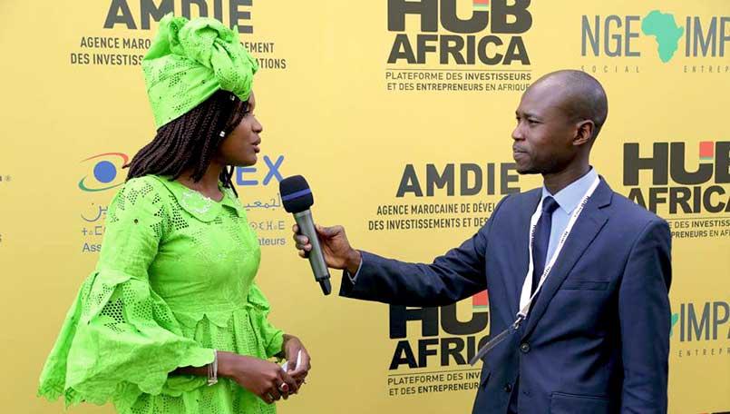Le Lionceau lauréat de Hub Africa